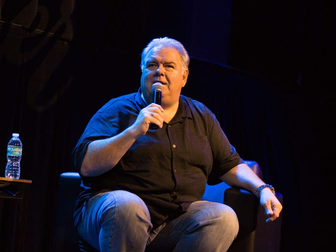 Jim O'Heir speaks for the Super Hungry Live Podcast