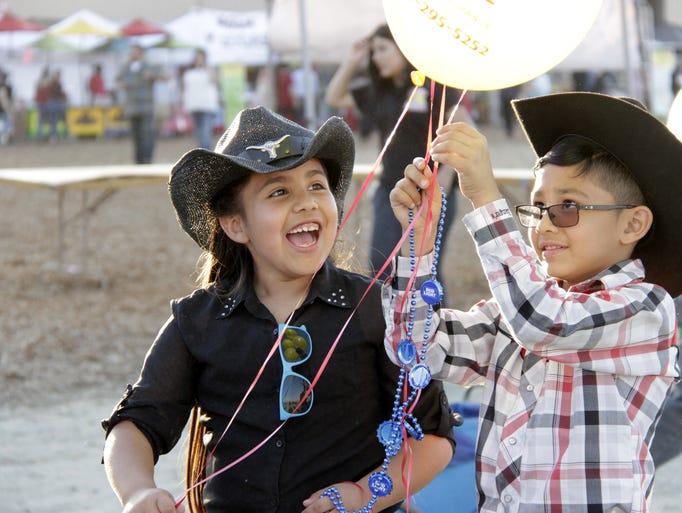 The 2017 Pueblo Fest held at the International Agri-Center