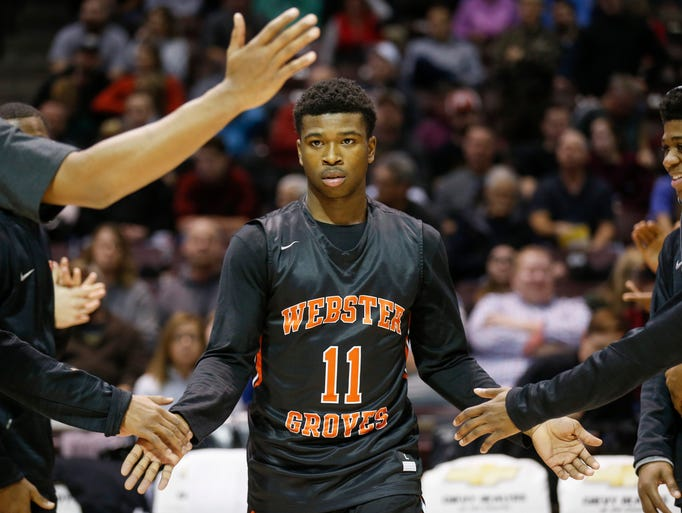 Webster Groves took on Oak Hill in the second semifinal