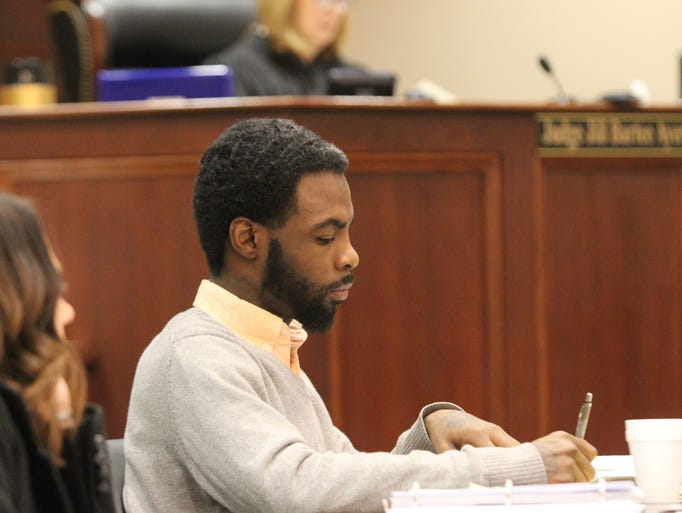 Darcell Wright was convicted of lesser charges of voluntary