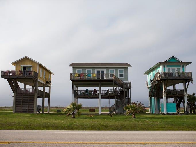 Beach Houses For Sale Galveston Island