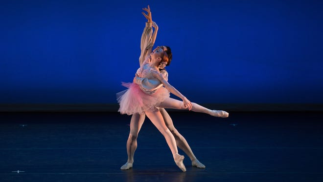 """Members of the American Ballet Theatre Studio Company will perform during the """"Passion for Dance Gala"""" at Kaatsbaan this weekend."""