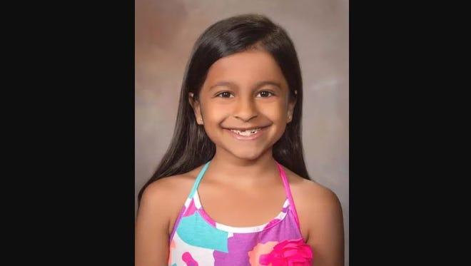 Zainab Momin, a third-grader at Pike Road Elementary, died of the flu Jan. 16, 2018.