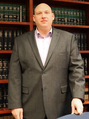 Ottawa County Prosecutor James VanEerten