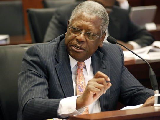 Sen. Willie Simmons, D-Cleveland, is hoping lawmakers will find funding for the state's historically black colleges and universities as money stemming from a federal desegregation court order lapses.