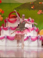 "The New Heights Dance Theater's ""Nutcracker in Motion"""