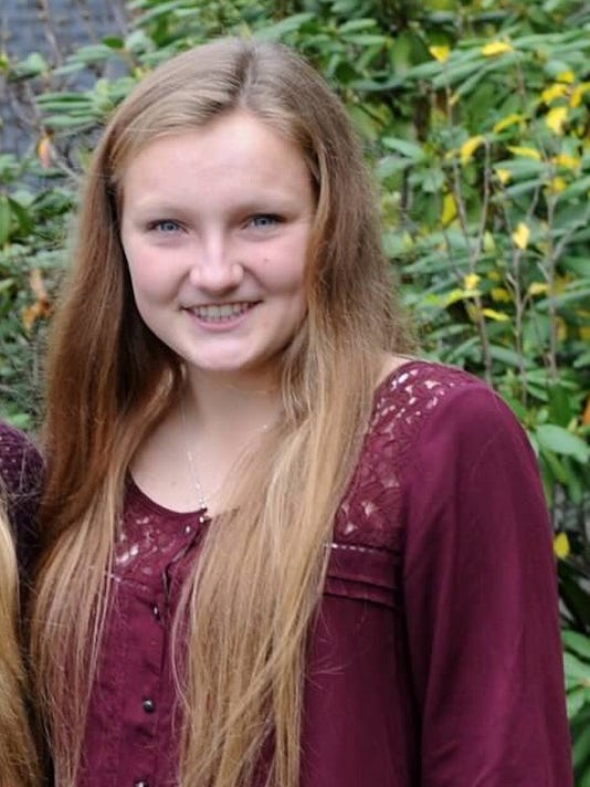 Caitlin Hartnett, Tappan Zee cross country, Rockland Scholar-Athlete
