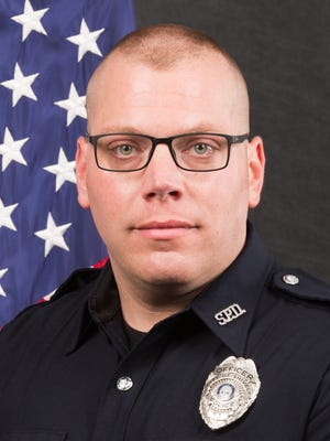 Officer Chad Kolter has returned to police duty after internal investigations found no wrongdoing.