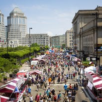 Going to Taste of Cincinnati? Here are some tips