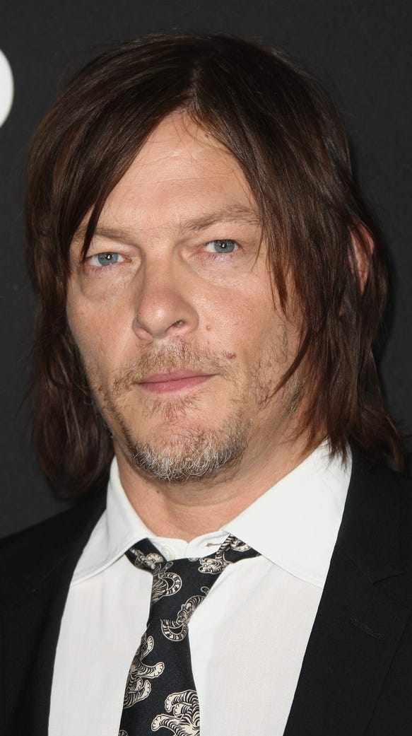 No crossbows were used in the making of Norman Reedus's