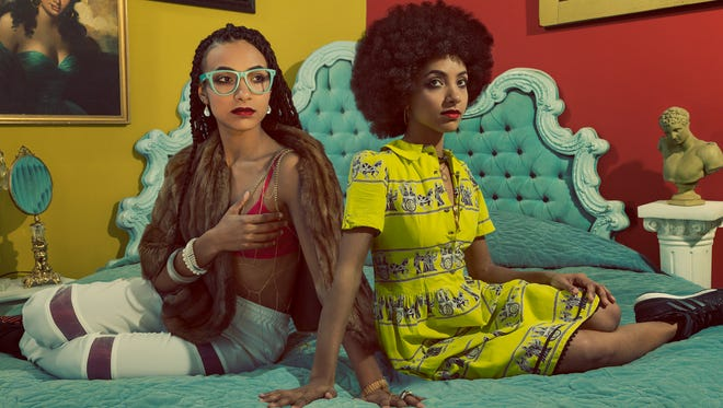 "Esperanza Spalding created an alter ego for her latest album, ""Emily's D+Evolution."""