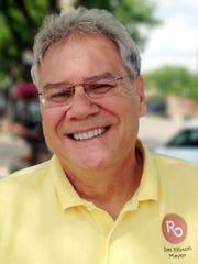 Jim Ellison, mayor of Royal Oak
