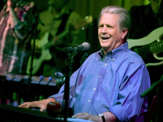 Saturday: Brian Wilson performs at Fantasy Springs