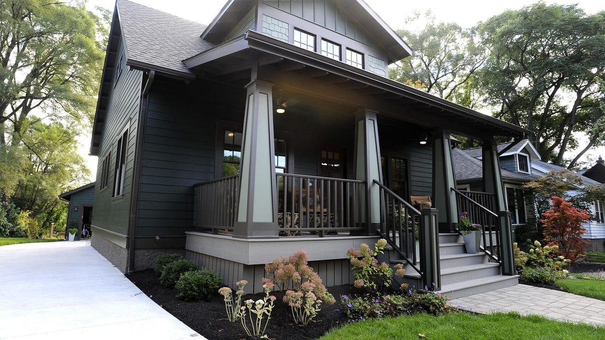 Hgtv Reveals Urban Oasis In Ann Arbor
