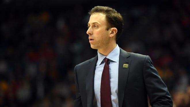 Minnesota Golden Gophers head coach Richard Pitino has been extended.