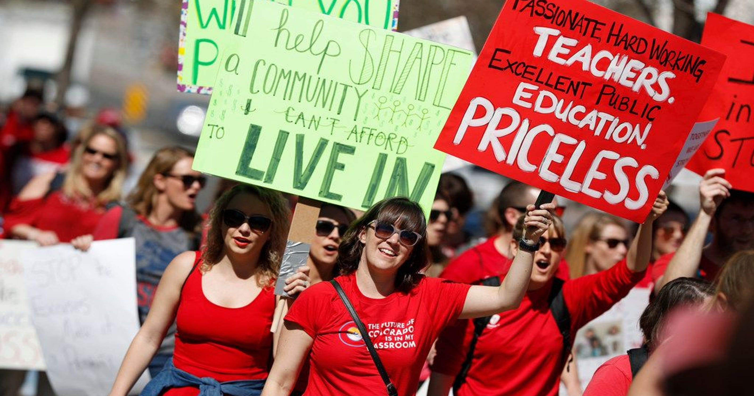 Teachers Face Financial Challenges With Student Loan Debt Low Salary