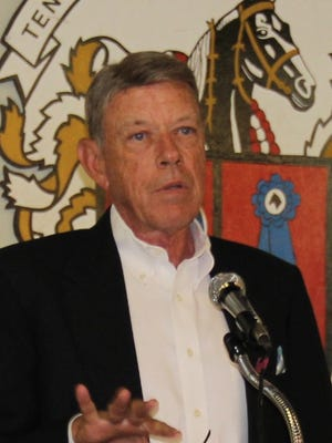 Bill Young is president of the Walking Horses Trainers' Association