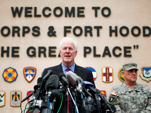 Tragedy again touches Fort Hood community
