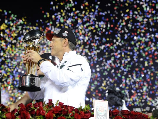 Mark Dantonio Rose Bowl