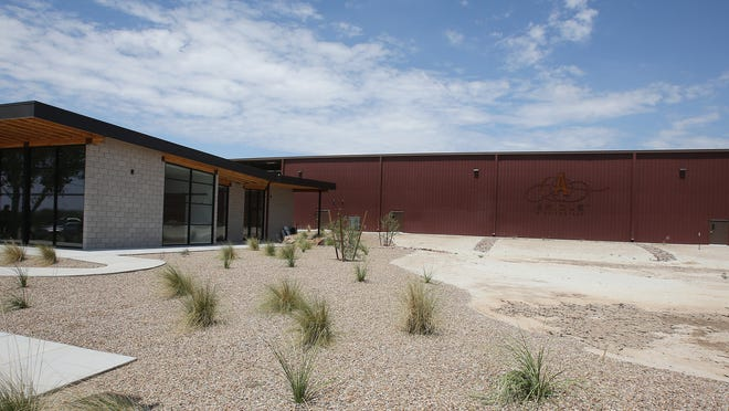 Aridus Wine Company in Willcox is the focus of a legal battle between a celebrated Arizona winemaker and the state's largest winemaking facility. One issue involves what constitutes an Arizona wine. Suits filed by both sides have been consolidated and will be heard in Phoenix.