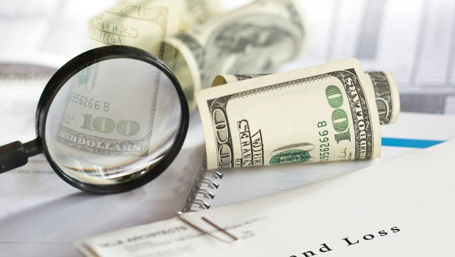 Take a close look at your tax return and learn something.