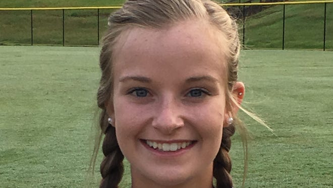 West Henderson senior Kristen Gass has committed to play college softball for Spartanburg Methodist (S.C.).
