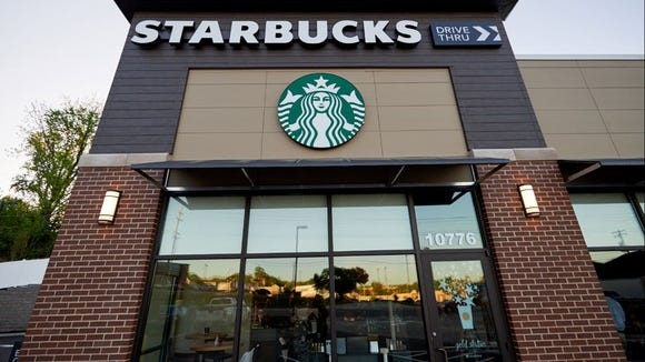Starbucks has 15 million active rewards customers in the U.S.