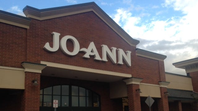 The Jo-Ann Fabric and Craft store will close in Towne Center next year.