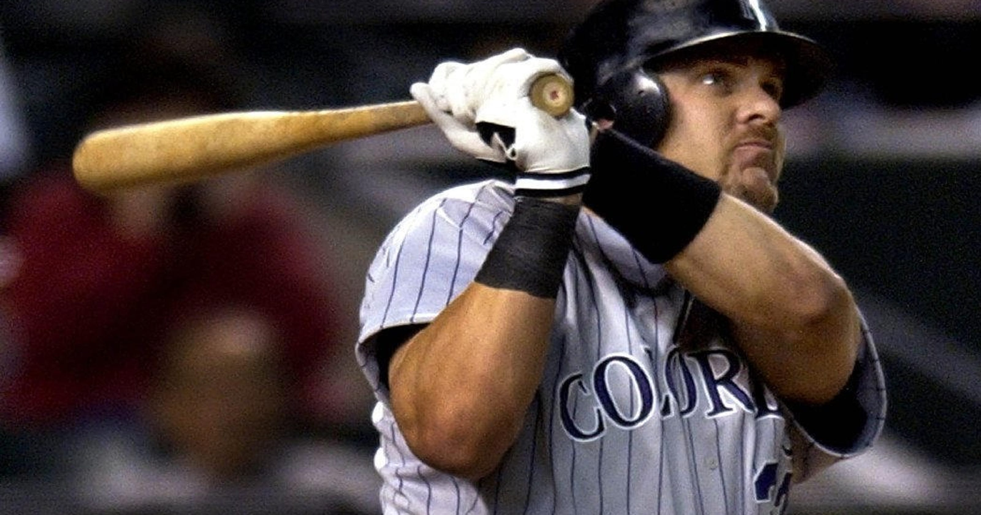7d6bdb8d8 Knudson  Why former Rockies player Larry Walker not in Hall of Fame