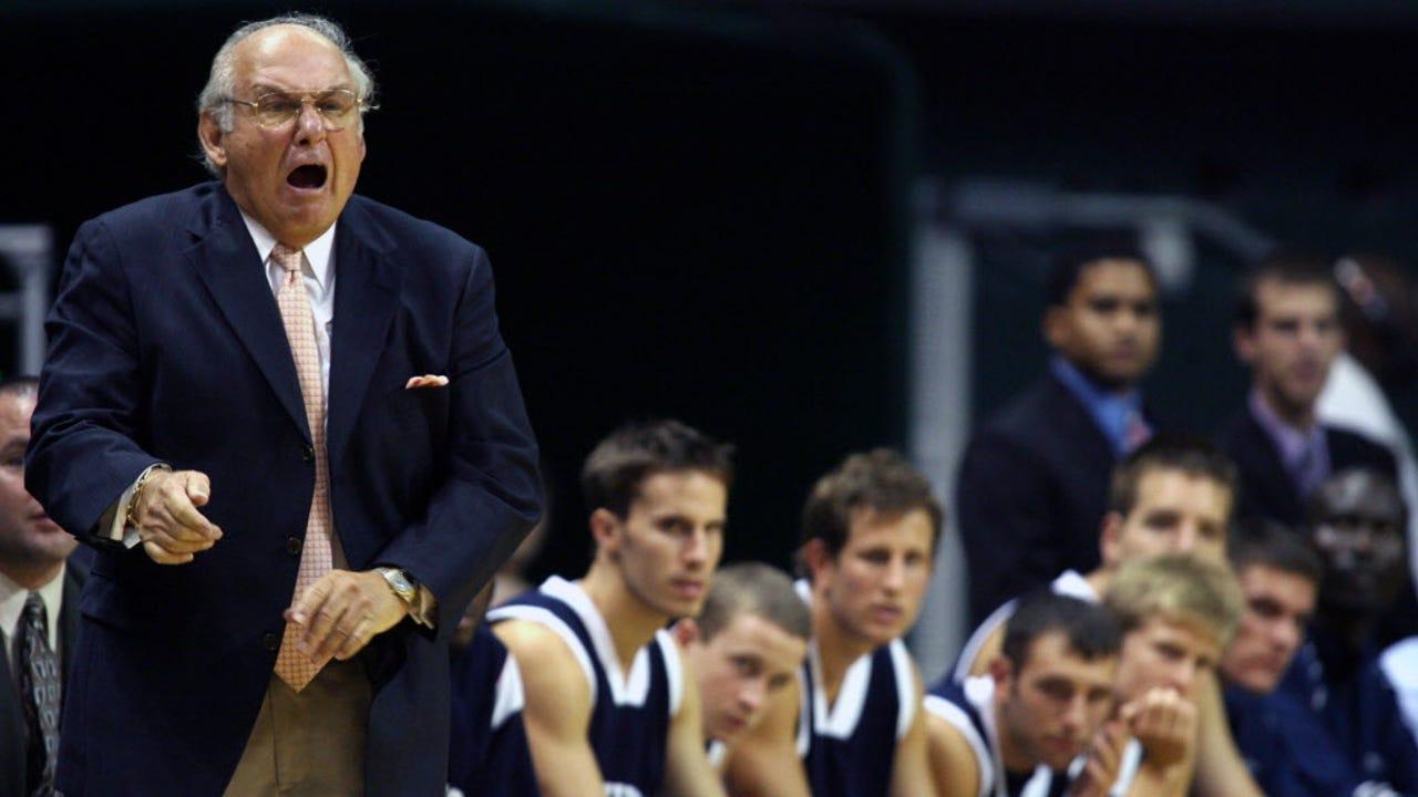 Legendary Big East hoops coach Rollie Massimino dies at 82