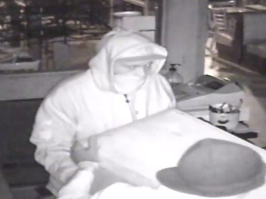 Greenville police are seeking help identifying suspects who allegedly burglarized Cantiflas restaurant. Anyone with information on the suspects or the crime is asked to call Crime Stoppers at 232-7463.
