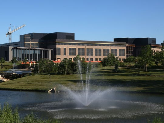 Wells Fargo is Des Moines' largest employer with 14,500 team members in central Iowa. It has large home mortgage and consumer finance hubs in the metro, including the Jordan Creek Campus in West Des Moines.