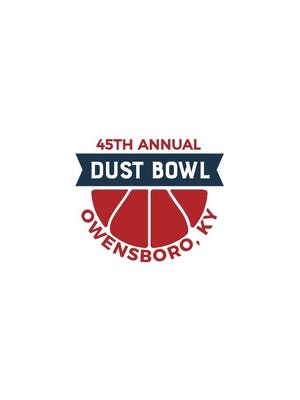 The logo for the 45th Annual Dust Bowl.