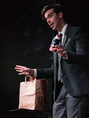 Michael Carbonaro will appear at NJPAC on Dec. 30.