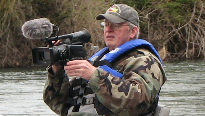 Dave Hopfer, an independent videographer, has chronicled a wealth of events for the Salem Chapter of the Association of Northwest Steelheaders.