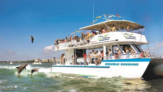 A variety of Pure Florida cruises, including sunset, river and specialty trips, is offered at the Fort Myers and Naples locations.