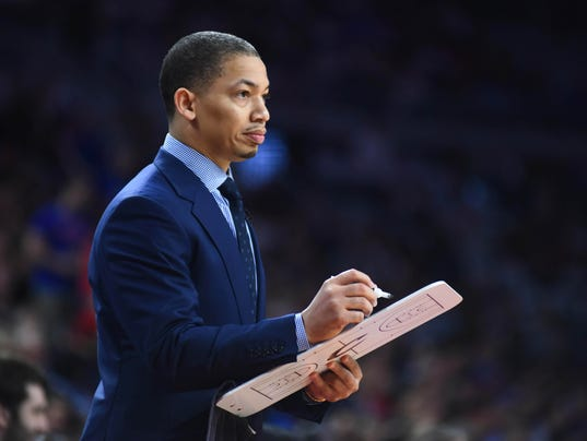 Tyronn Lue passed his first test as Cavs coach