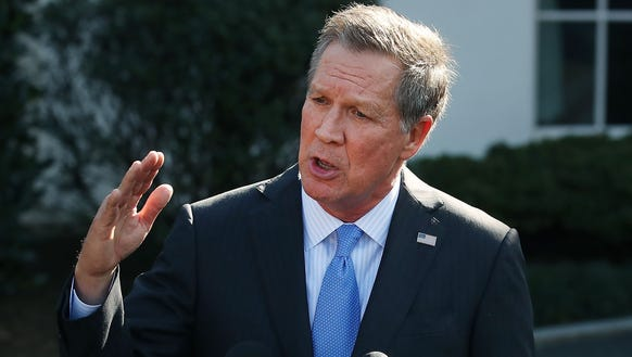 Ohio Gov. John Kasich: House Republicans could foil Obamacare replacement
