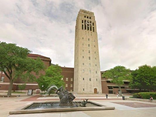 michigan campus