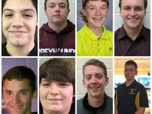 Boys bowling Dream Team, all-area teams