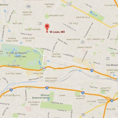 Location of north city shooting
