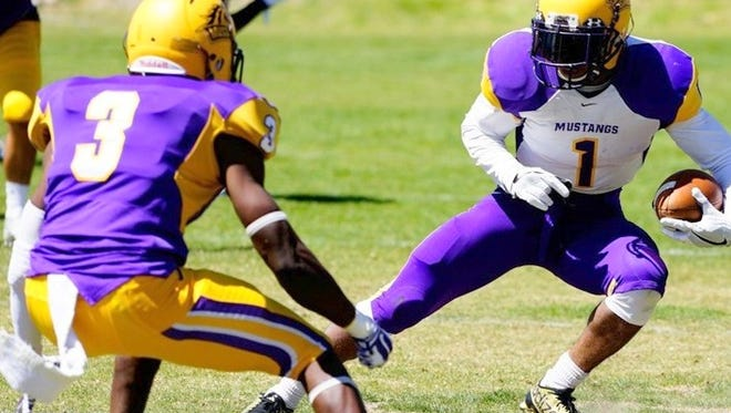 The defense held up to pick up the win in the annual WNMU spring football game.