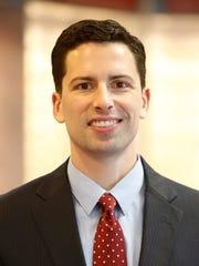 Aaron McNulty is a doctor of optometry in Louisville.