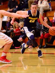 Woodmore's Mitchell Miller has 58 points in two games, including 28 in a win Tuesday.