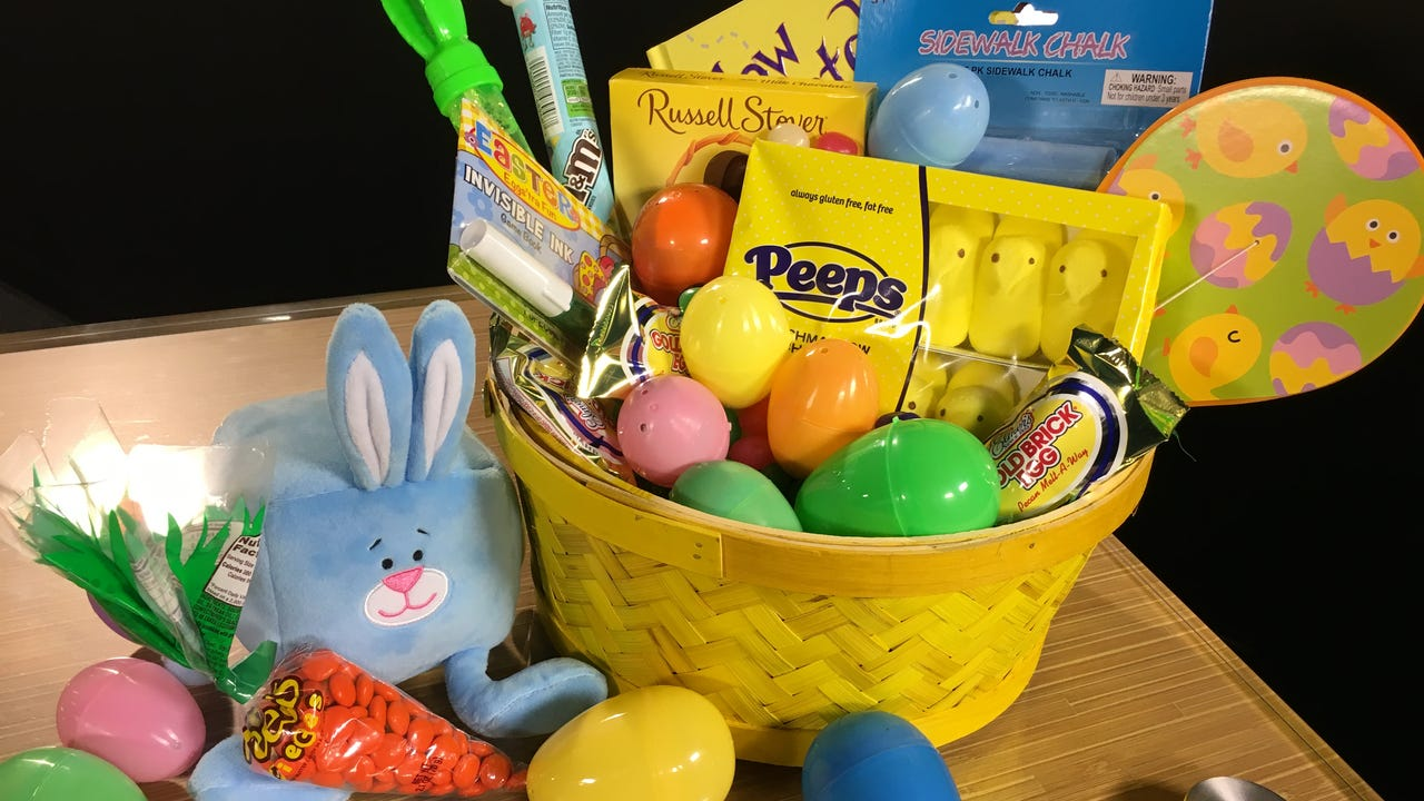 How to make an Instagram-worthy Easter basket for your kids