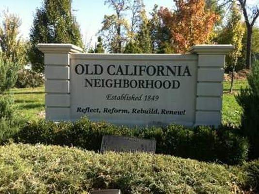 California neighborhood West End