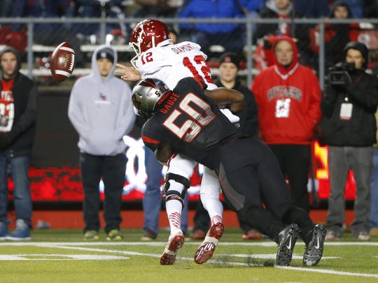 Quentin Gause totaled 221 tackles at linebacker his final three seasons at Rutgers. He'll be headed to spring workouts with the Denver Broncos soon.