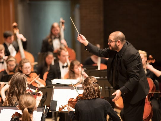 The University of Wisconsin-Stevens Point Symphony