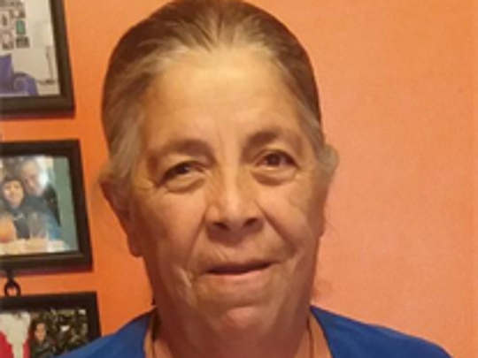 Catalina Campuzano-Lujano died Aug. 10 after allegedly being shot by her son-in-law, Franco Navarrete.