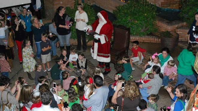 Snowflakes Under the Stars is 5-8 p.m. Tuesday at Highland Village.